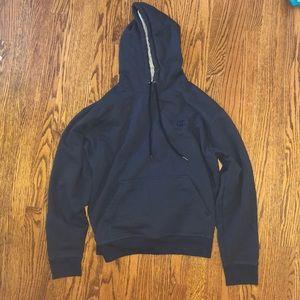 BRAND NEW navy blue Champion hooded sweatshirt